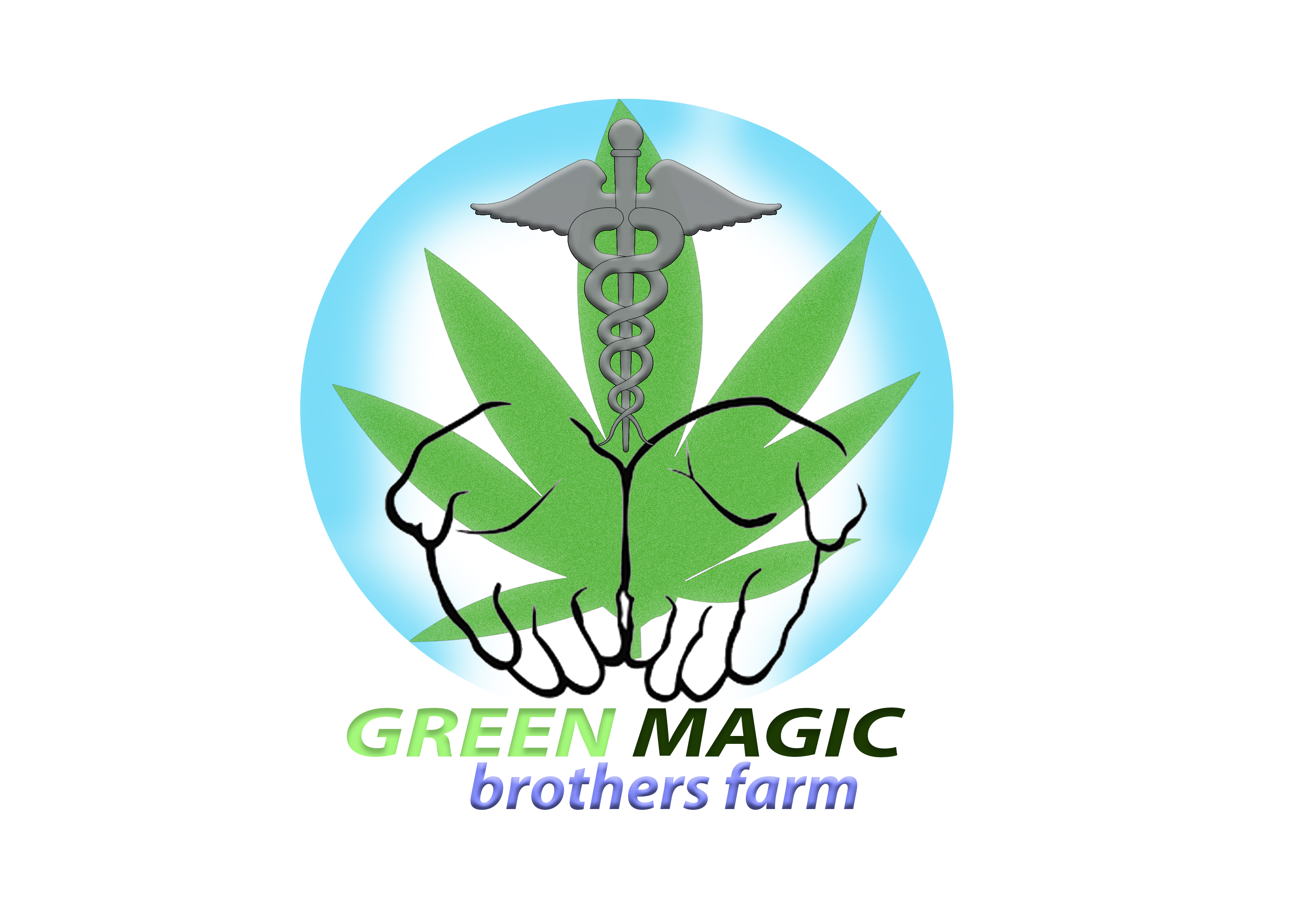 Logo Design by Niño rodel Adan - Entry No. 69 in the Logo Design Contest Green Brothers Farm Logo Design.