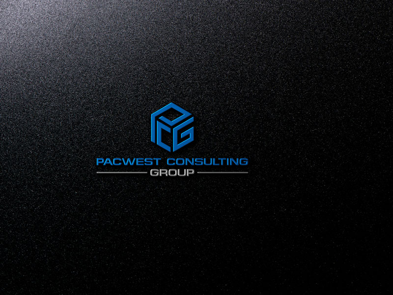 Logo Design by Private User - Entry No. 3 in the Logo Design Contest Imaginative Logo Design for Pacwest Consulting Group.