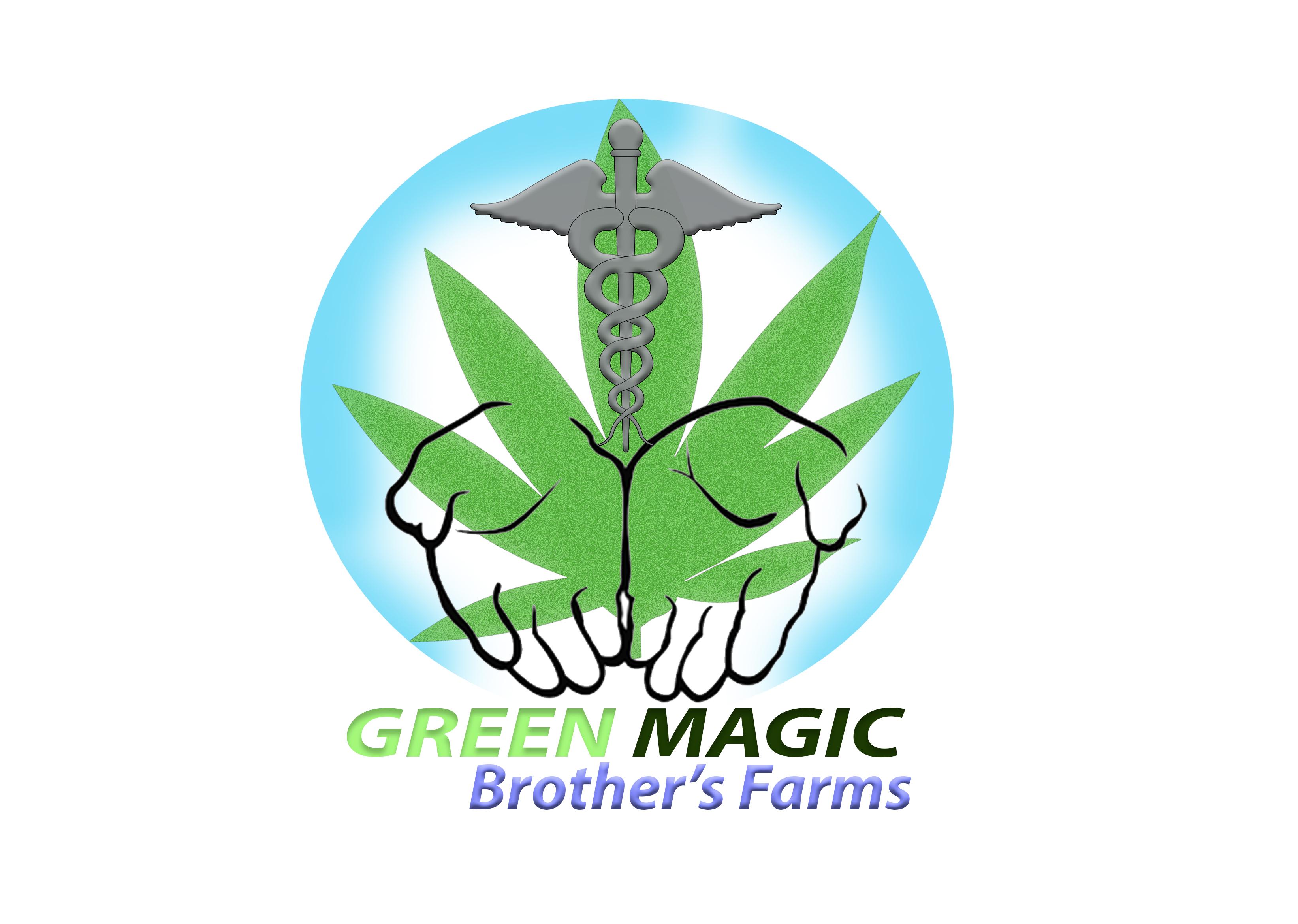 Logo Design by Niño rodel Adan - Entry No. 71 in the Logo Design Contest Green Brothers Farm Logo Design.