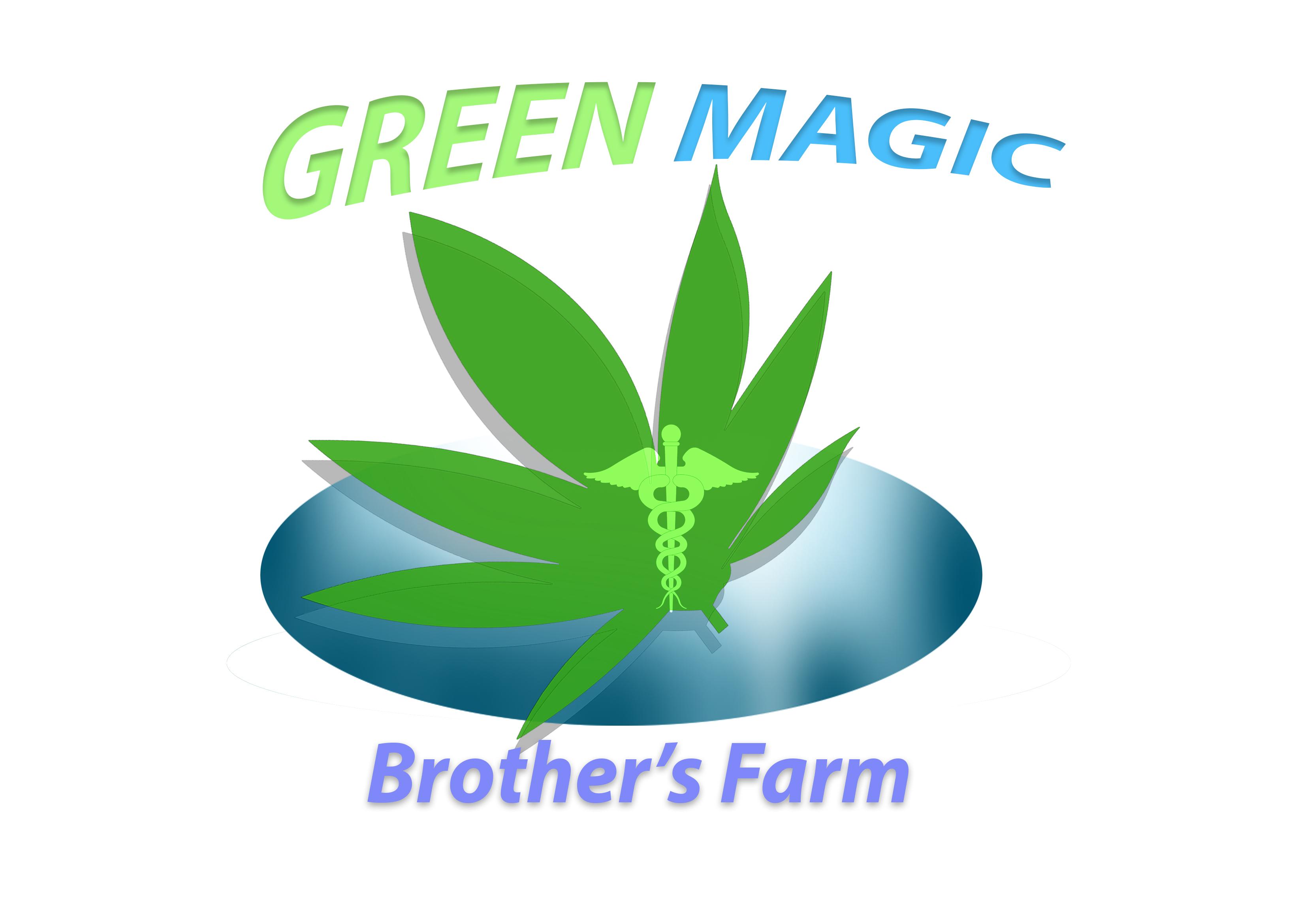 Logo Design by Niño rodel Adan - Entry No. 74 in the Logo Design Contest Green Brothers Farm Logo Design.