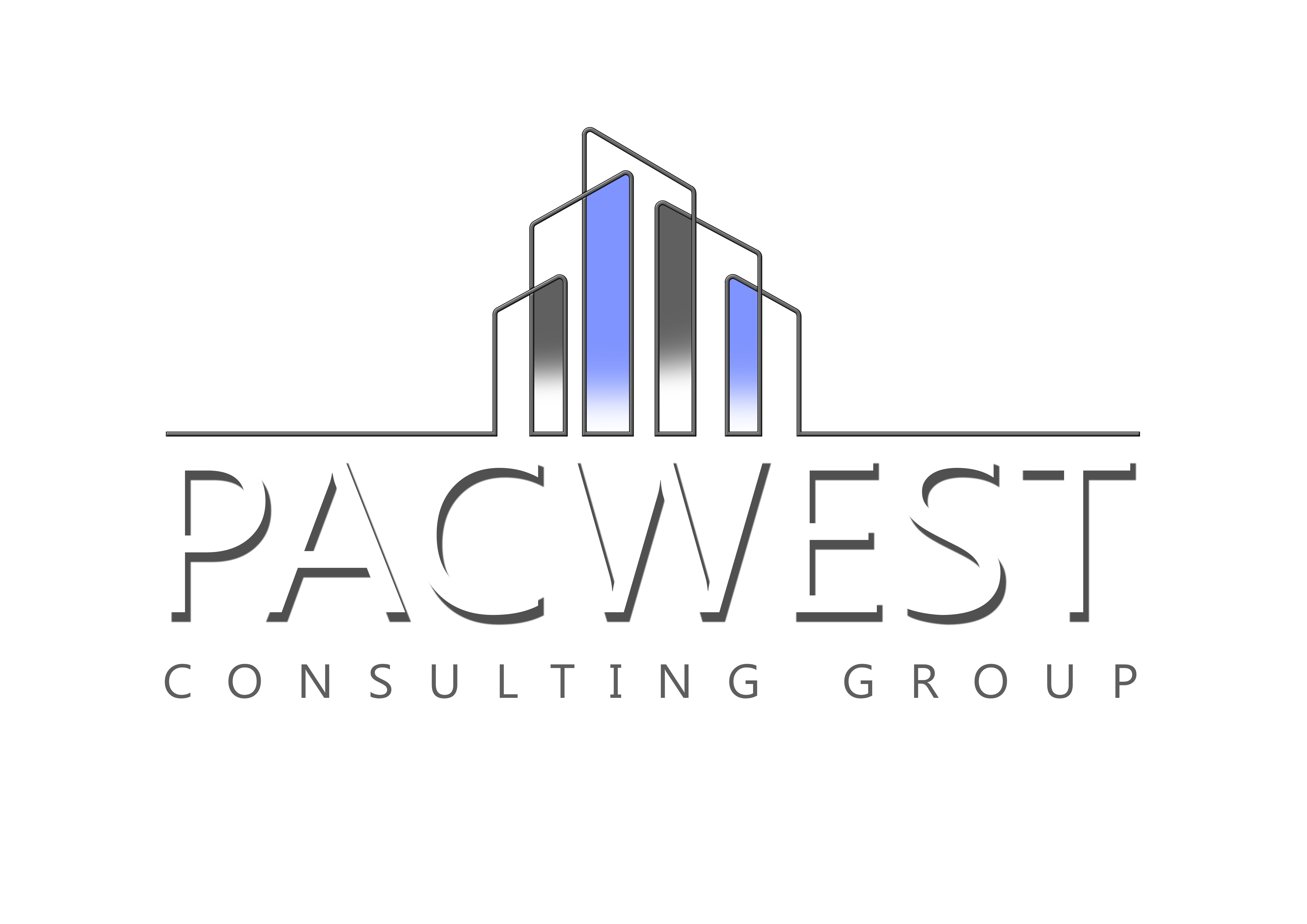 Logo Design by JR Cantos - Entry No. 8 in the Logo Design Contest Imaginative Logo Design for Pacwest Consulting Group.