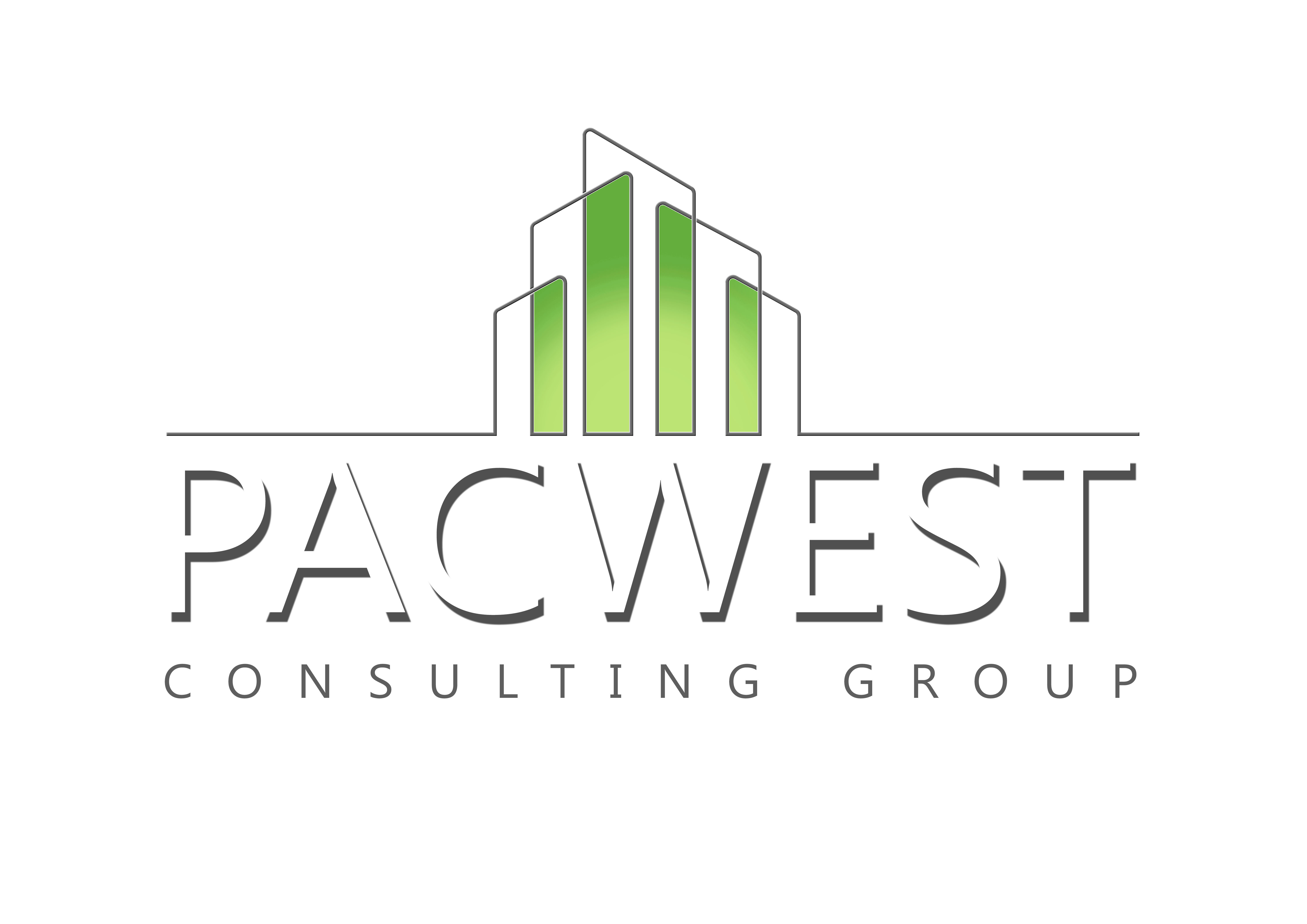 Logo Design by JR Cantos - Entry No. 9 in the Logo Design Contest Imaginative Logo Design for Pacwest Consulting Group.
