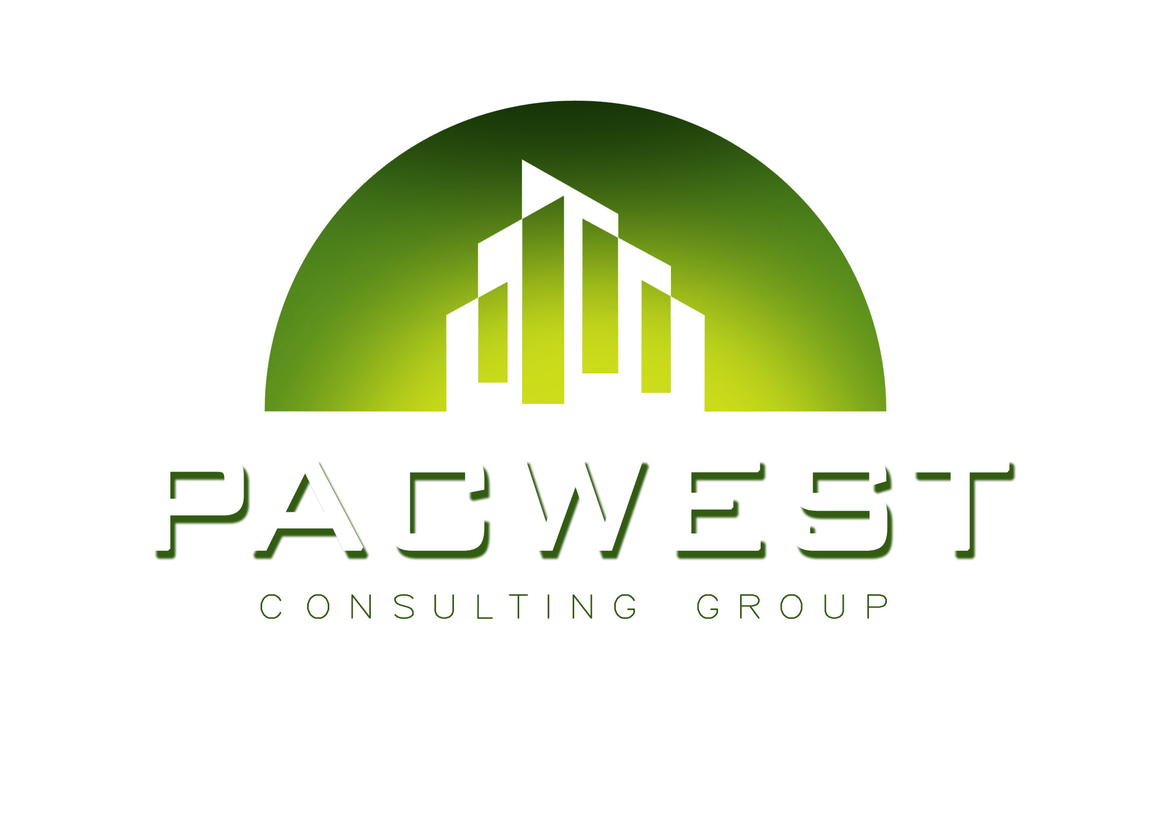 Logo Design by JR Cantos - Entry No. 10 in the Logo Design Contest Imaginative Logo Design for Pacwest Consulting Group.