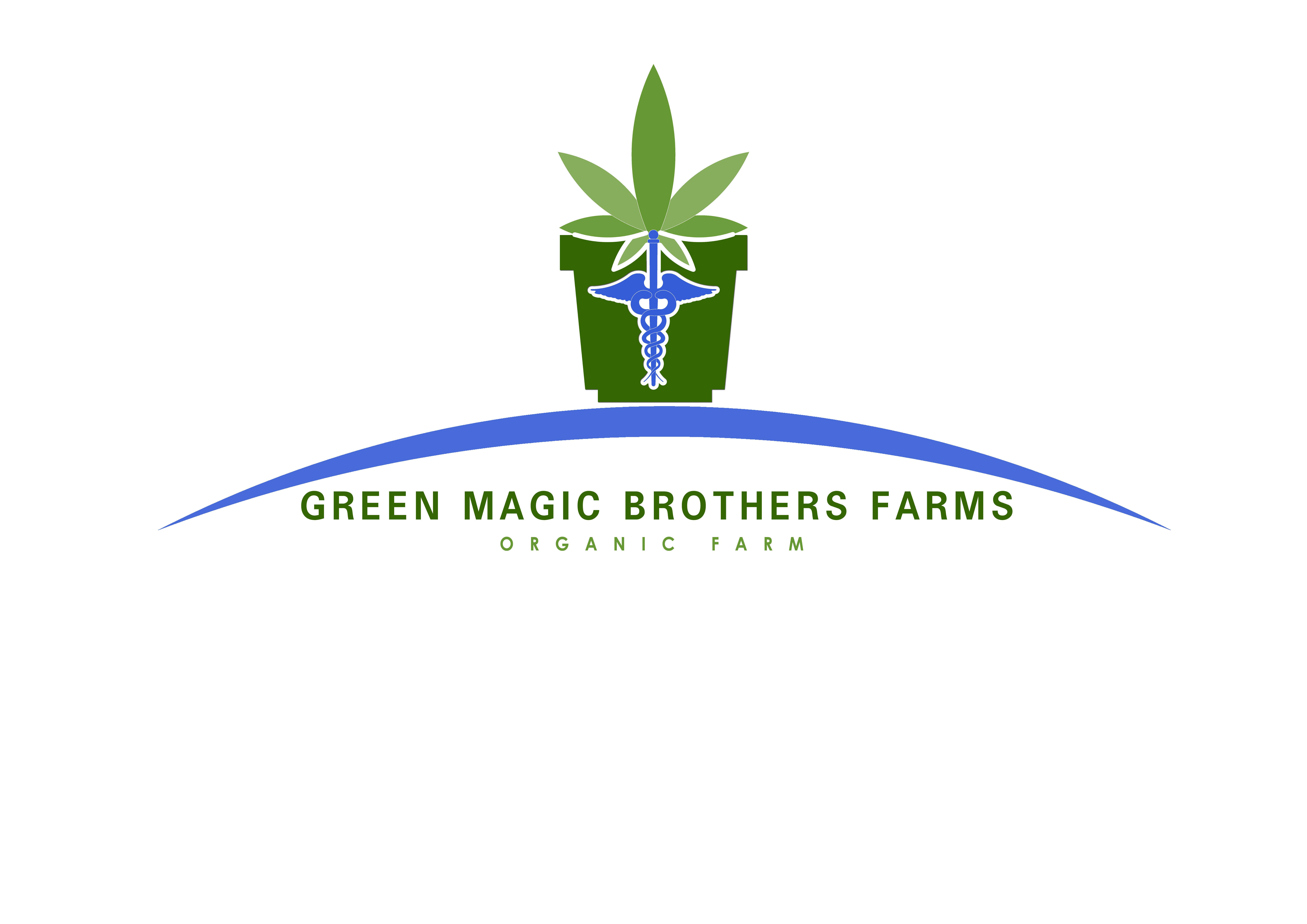 Logo Design by Dn.ArtAndDesign - Entry No. 78 in the Logo Design Contest Green Brothers Farm Logo Design.