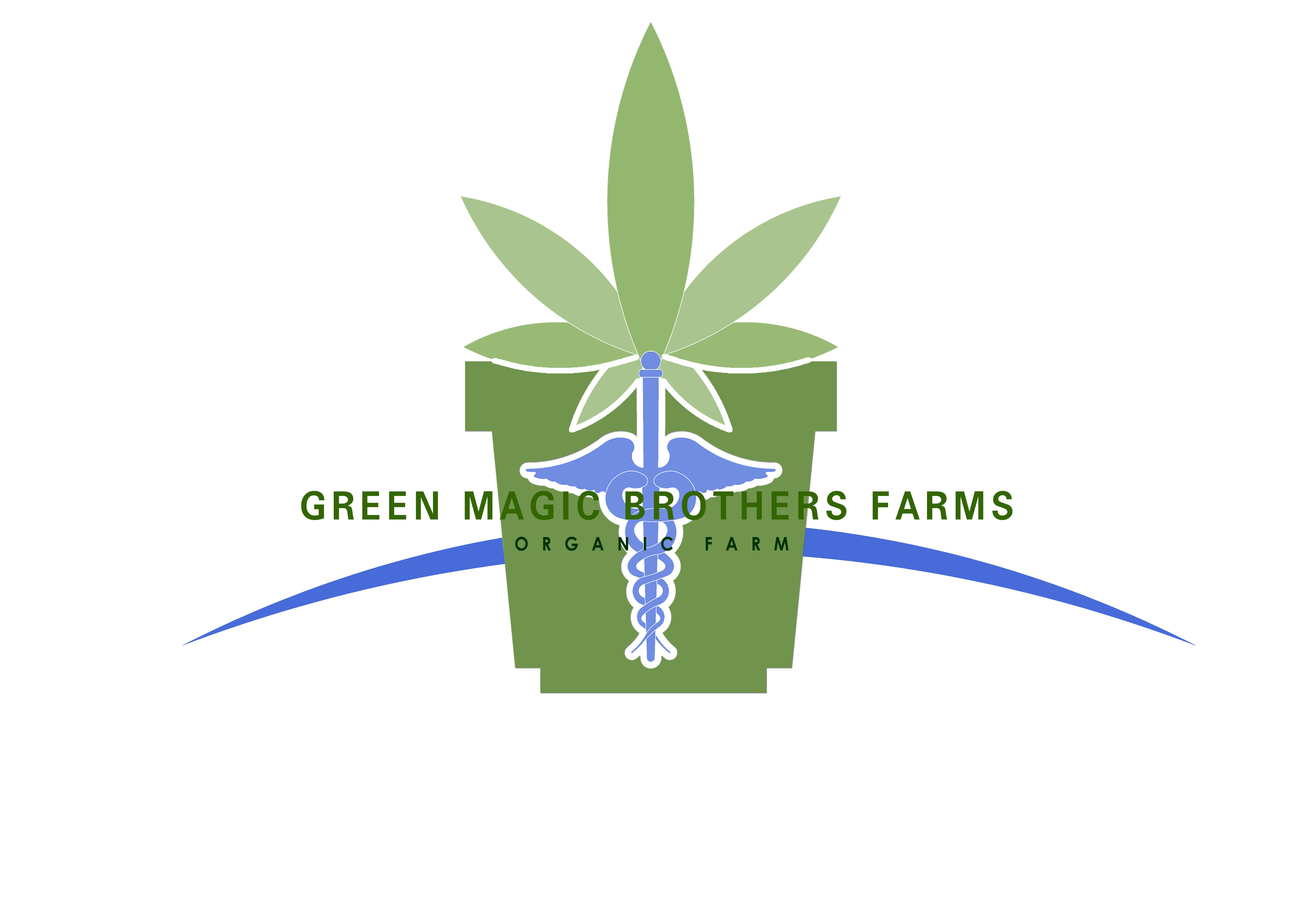Logo Design by Dn.ArtAndDesign - Entry No. 79 in the Logo Design Contest Green Brothers Farm Logo Design.