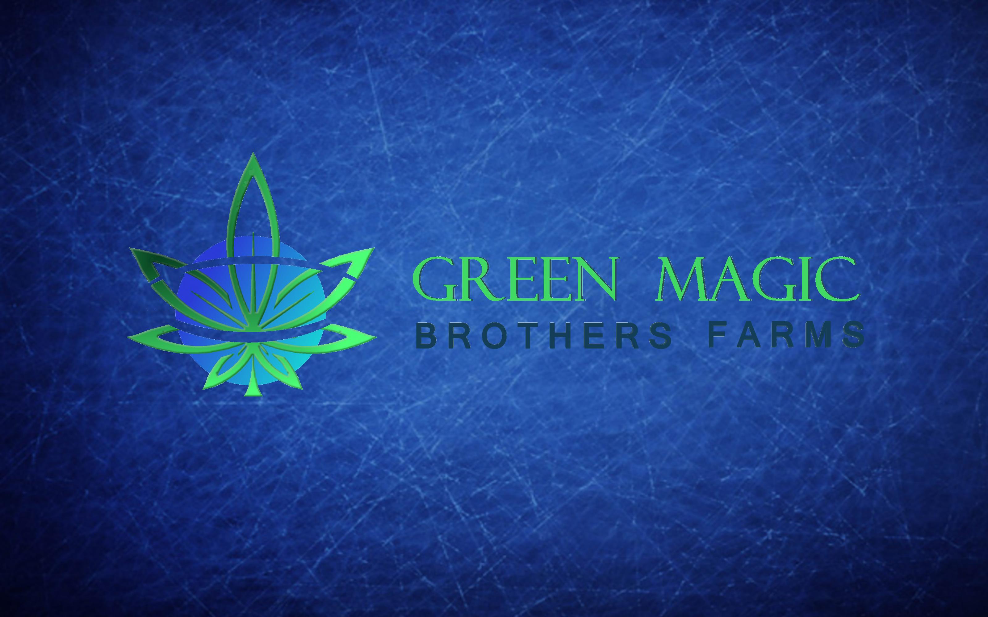 Logo Design by Roberto Bassi - Entry No. 81 in the Logo Design Contest Green Brothers Farm Logo Design.