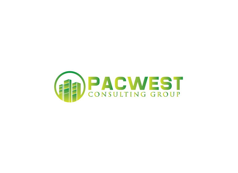 Logo Design by Shahnawaz Ahmed - Entry No. 14 in the Logo Design Contest Imaginative Logo Design for Pacwest Consulting Group.