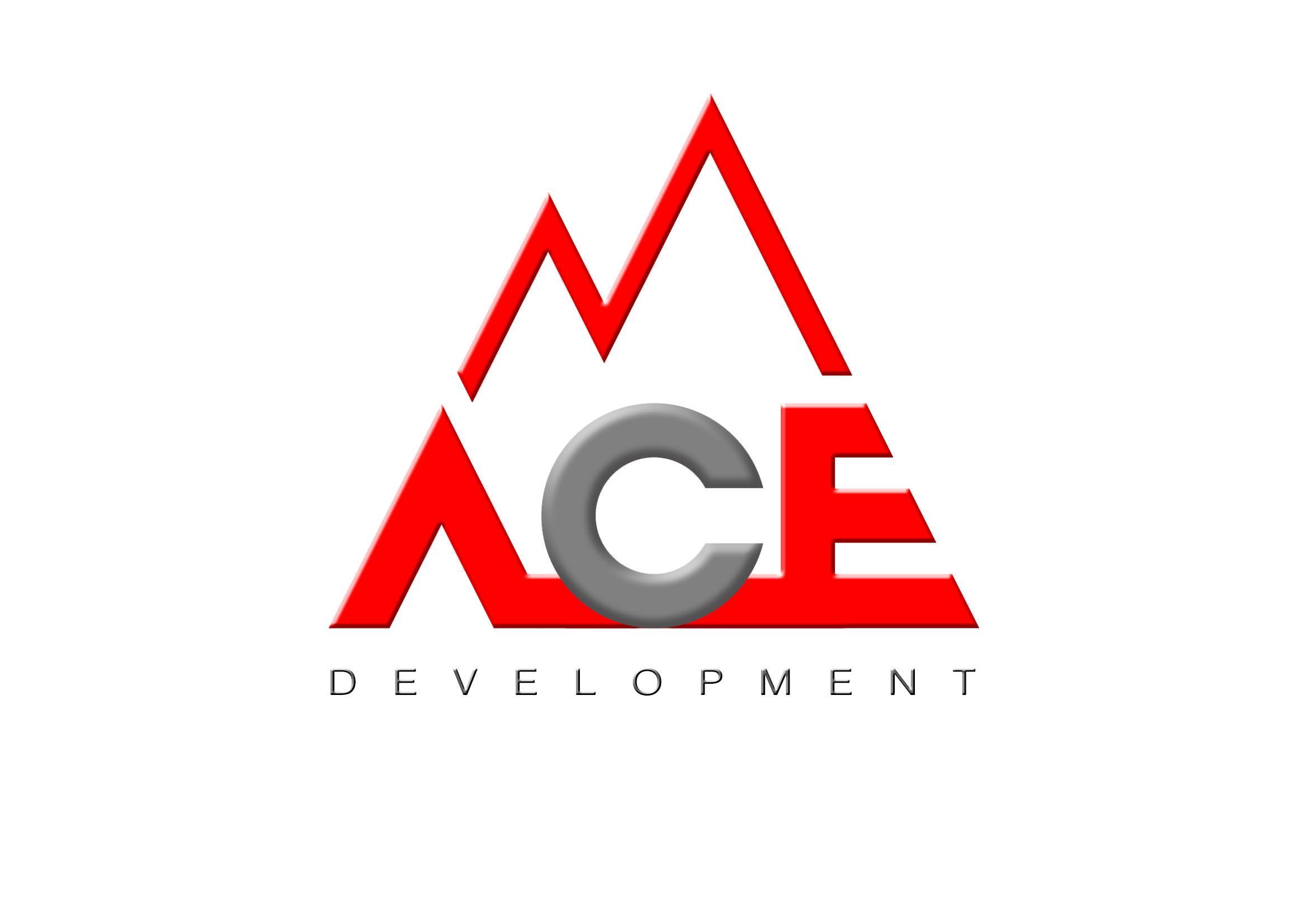 Logo Design by JR Cantos - Entry No. 3 in the Logo Design Contest Fun Logo Design for Ace development.