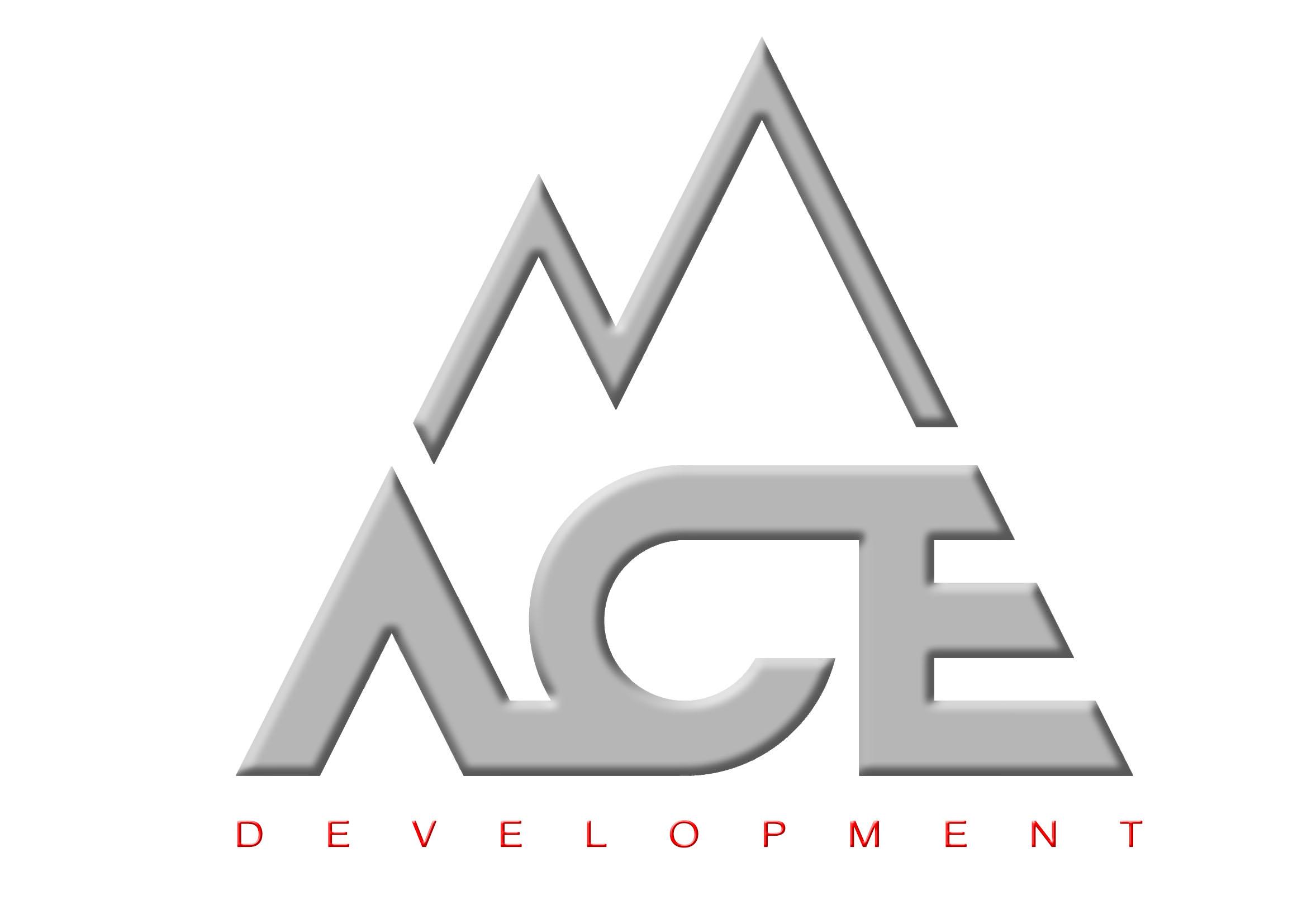 Logo Design by JR Cantos - Entry No. 5 in the Logo Design Contest Fun Logo Design for Ace development.