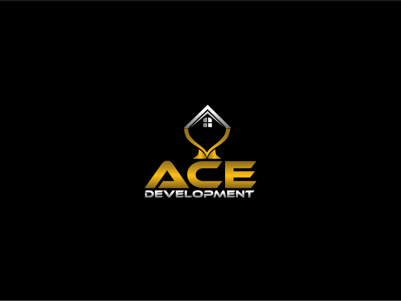 Logo Design by Private User - Entry No. 6 in the Logo Design Contest Fun Logo Design for Ace development.