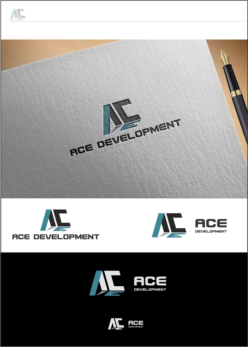 Logo Design by ian69 - Entry No. 10 in the Logo Design Contest Fun Logo Design for Ace development.