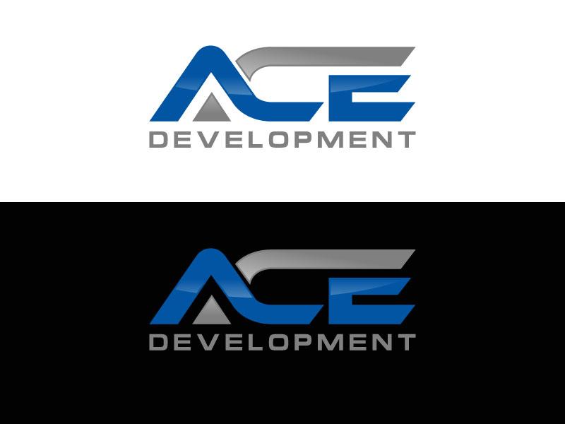 Logo Design by Private User - Entry No. 15 in the Logo Design Contest Fun Logo Design for Ace development.