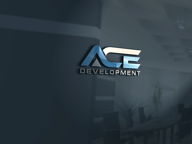 Logo Design by Private User - Entry No. 16 in the Logo Design Contest Fun Logo Design for Ace development.