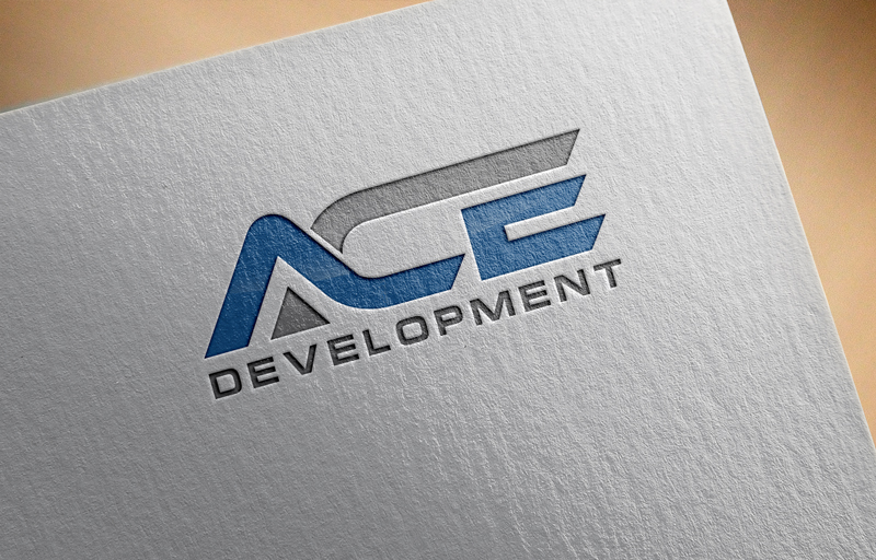 Logo Design by Private User - Entry No. 18 in the Logo Design Contest Fun Logo Design for Ace development.