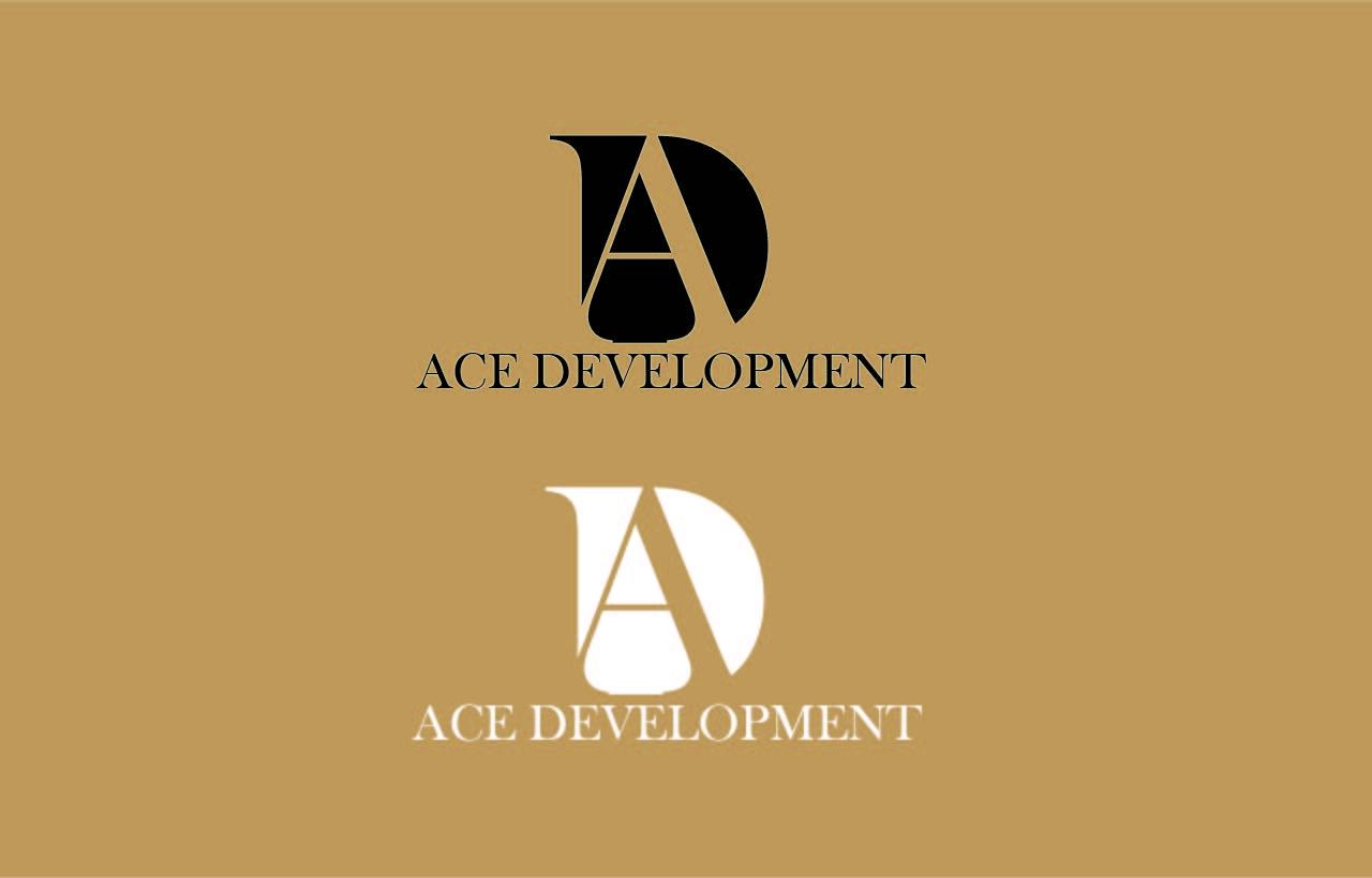 Logo Design by Arqui Acosta - Entry No. 19 in the Logo Design Contest Fun Logo Design for Ace development.