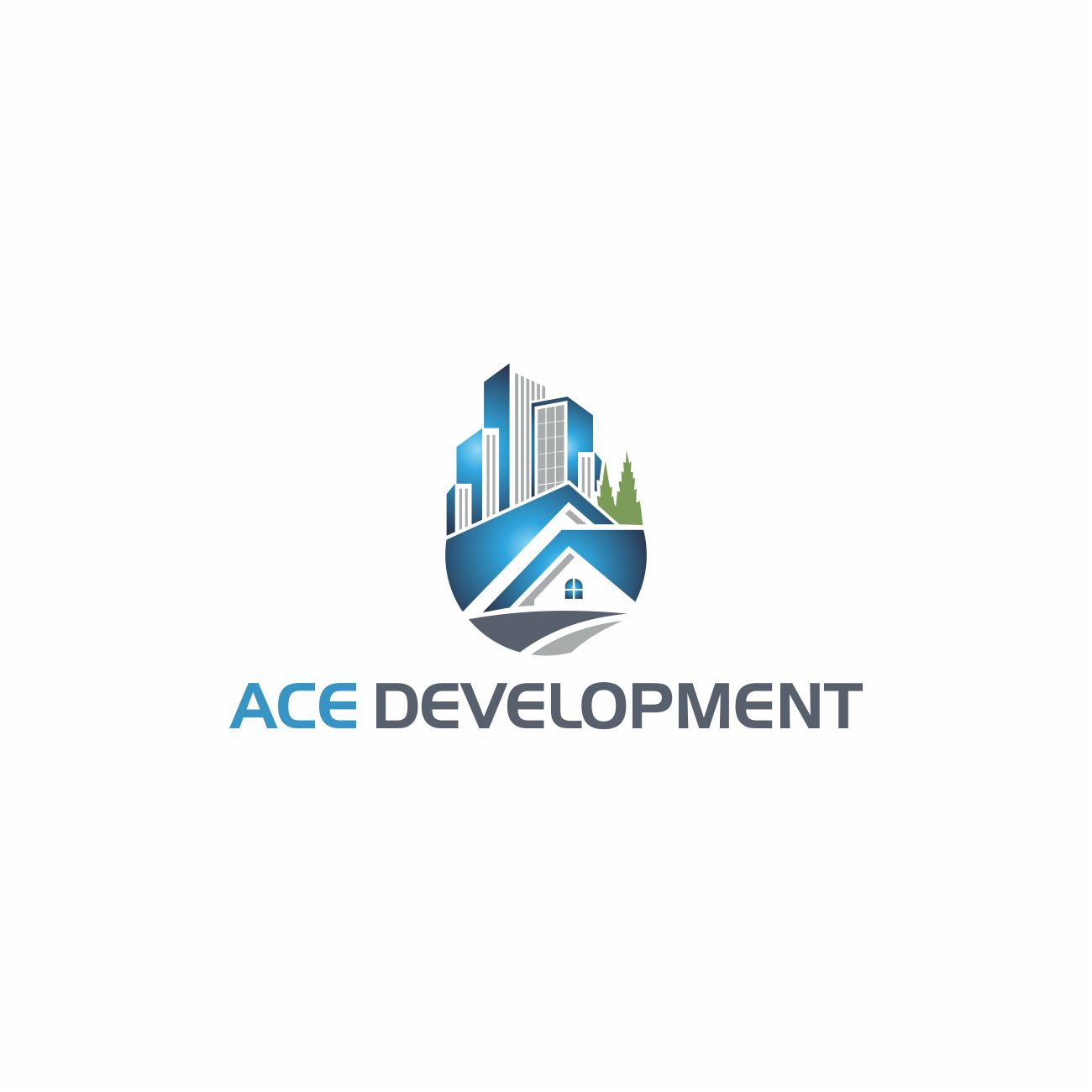 Logo Design by RasYa Muhammad Athaya - Entry No. 27 in the Logo Design Contest Fun Logo Design for Ace development.