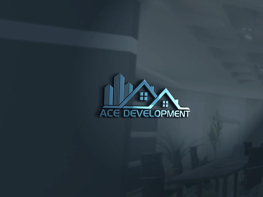 Logo Design by Private User - Entry No. 31 in the Logo Design Contest Fun Logo Design for Ace development.