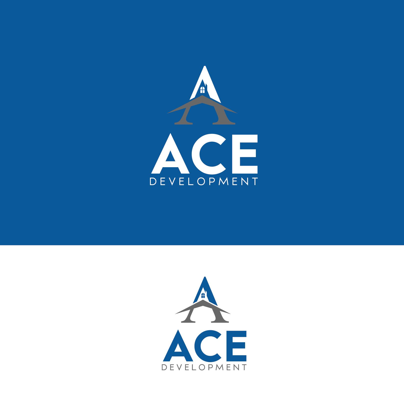 Logo Design by Private User - Entry No. 34 in the Logo Design Contest Fun Logo Design for Ace development.