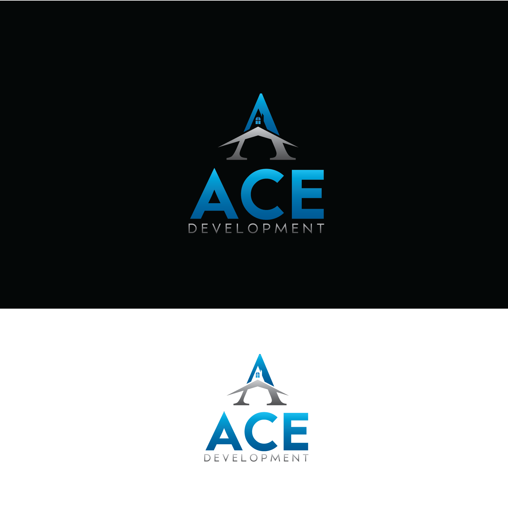Logo Design by Private User - Entry No. 35 in the Logo Design Contest Fun Logo Design for Ace development.