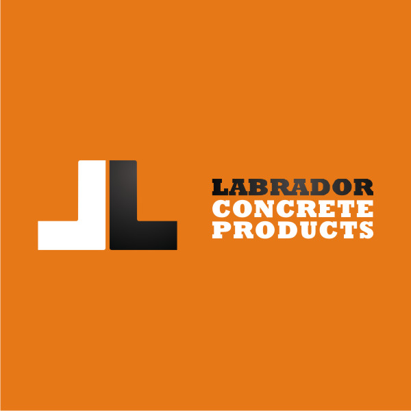 Logo Design by Private User - Entry No. 129 in the Logo Design Contest Logo for Labrador Concrete Products.