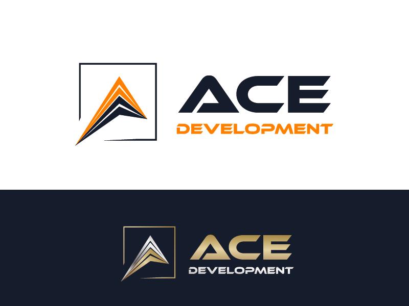 Logo Design by Private User - Entry No. 36 in the Logo Design Contest Fun Logo Design for Ace development.