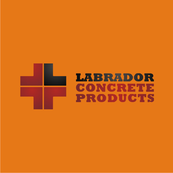 Logo Design by Private User - Entry No. 131 in the Logo Design Contest Logo for Labrador Concrete Products.
