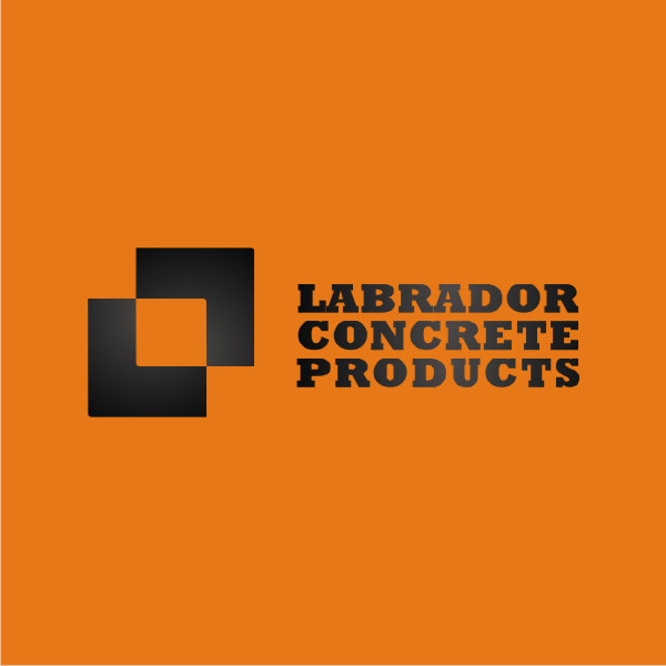 Logo Design by Private User - Entry No. 132 in the Logo Design Contest Logo for Labrador Concrete Products.