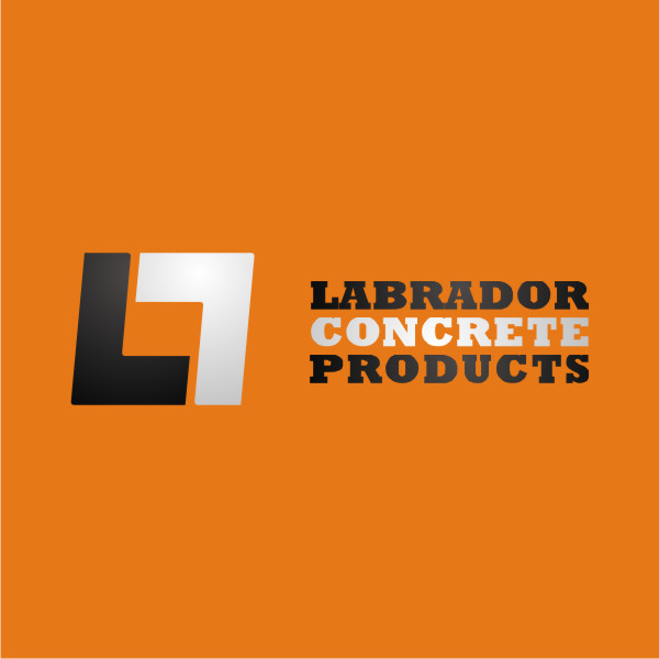 Logo Design by Private User - Entry No. 133 in the Logo Design Contest Logo for Labrador Concrete Products.