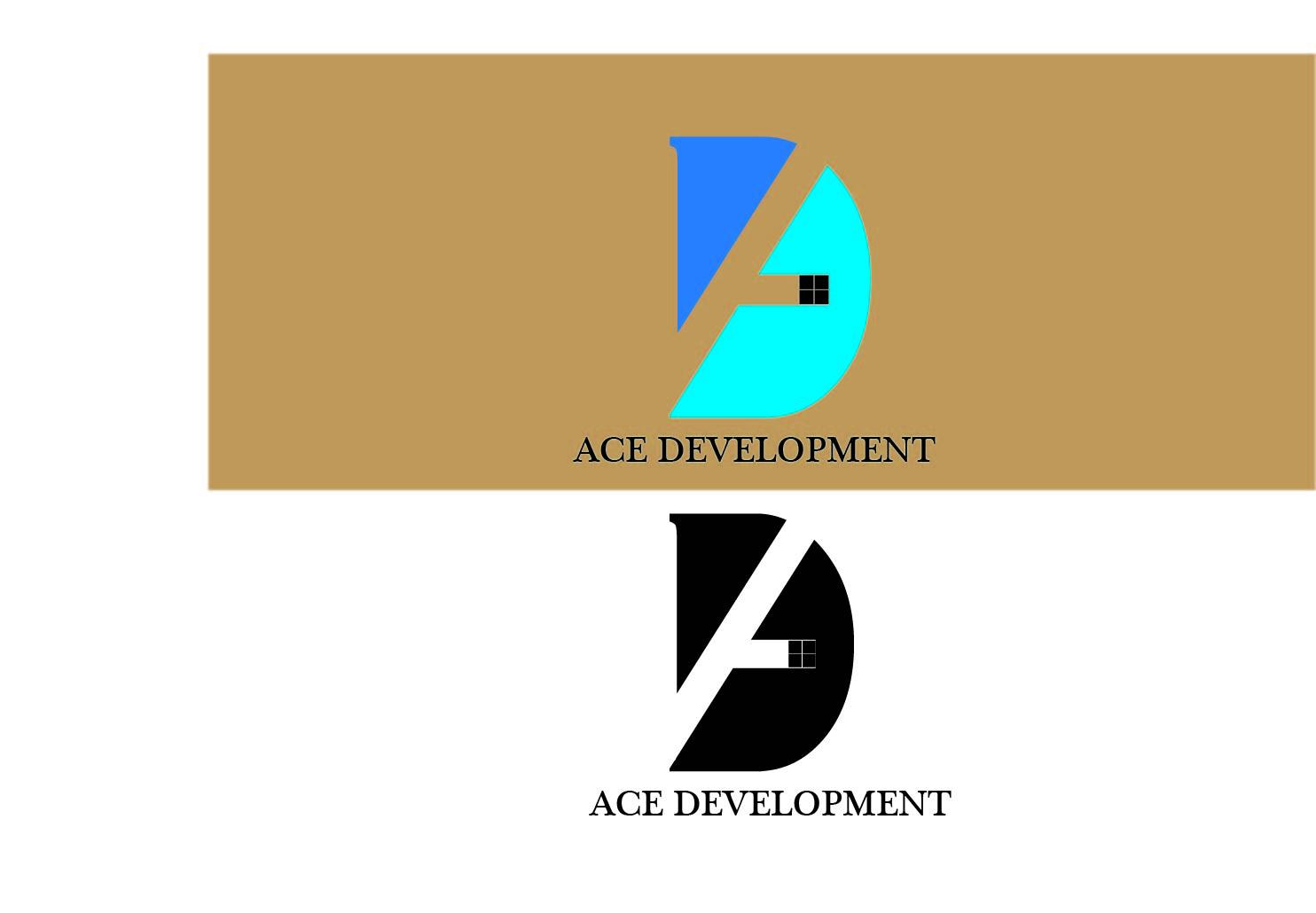 Logo Design by Arqui Acosta - Entry No. 40 in the Logo Design Contest Fun Logo Design for Ace development.
