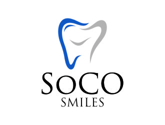Logo Design by Private User - Entry No. 33 in the Logo Design Contest Unique Logo Design Wanted for SoCO Smiles Orthodontics.