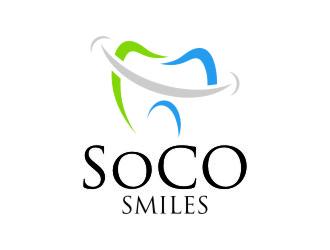 Logo Design by Private User - Entry No. 34 in the Logo Design Contest Unique Logo Design Wanted for SoCO Smiles Orthodontics.