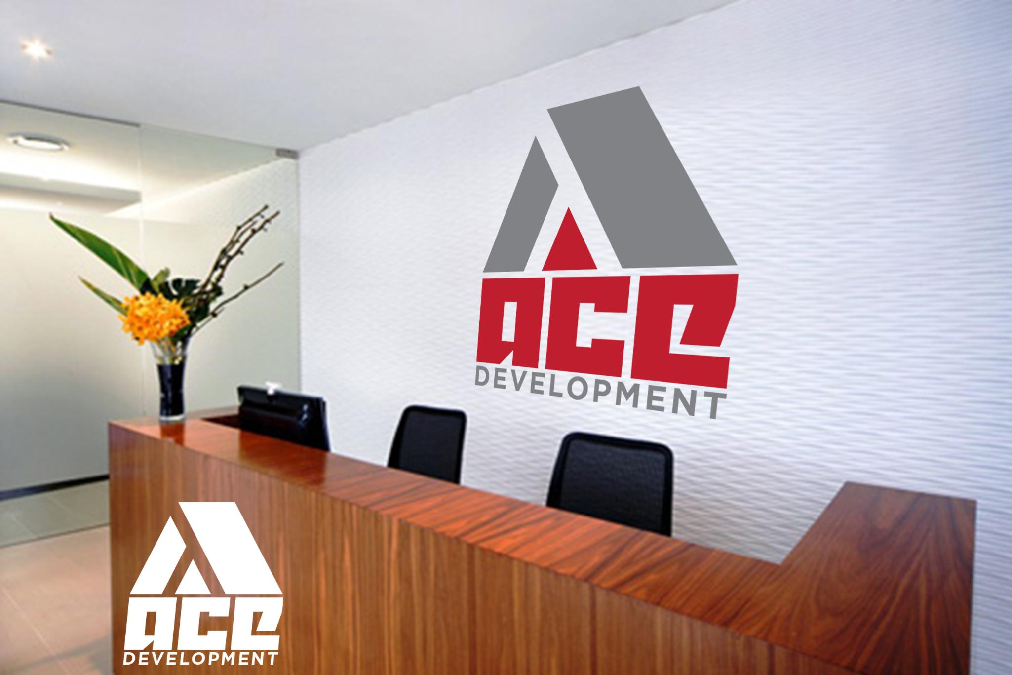 Logo Design by Rob King - Entry No. 41 in the Logo Design Contest Fun Logo Design for Ace development.