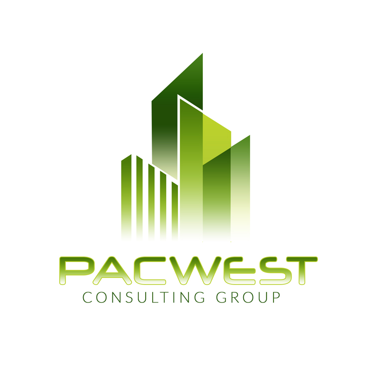 Logo Design by Sudheendra Sathya - Entry No. 21 in the Logo Design Contest Imaginative Logo Design for Pacwest Consulting Group.