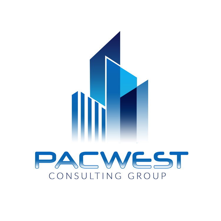 Logo Design by Sudheendra Sathya - Entry No. 22 in the Logo Design Contest Imaginative Logo Design for Pacwest Consulting Group.