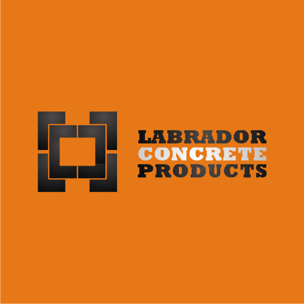 Logo Design by Private User - Entry No. 134 in the Logo Design Contest Logo for Labrador Concrete Products.