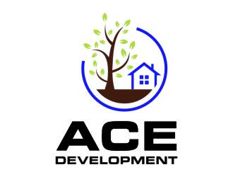Logo Design by Private User - Entry No. 43 in the Logo Design Contest Fun Logo Design for Ace development.