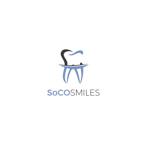 Logo Design by 354studio - Entry No. 43 in the Logo Design Contest Unique Logo Design Wanted for SoCO Smiles Orthodontics.