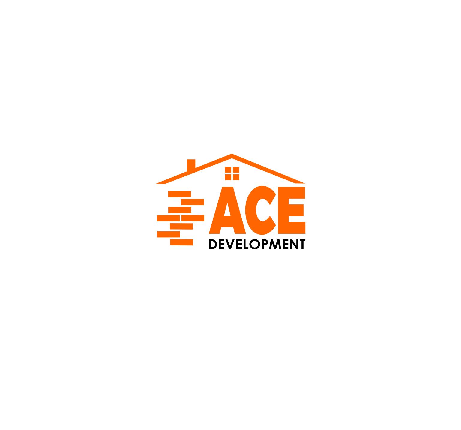 Logo Design by 354studio - Entry No. 49 in the Logo Design Contest Fun Logo Design for Ace development.