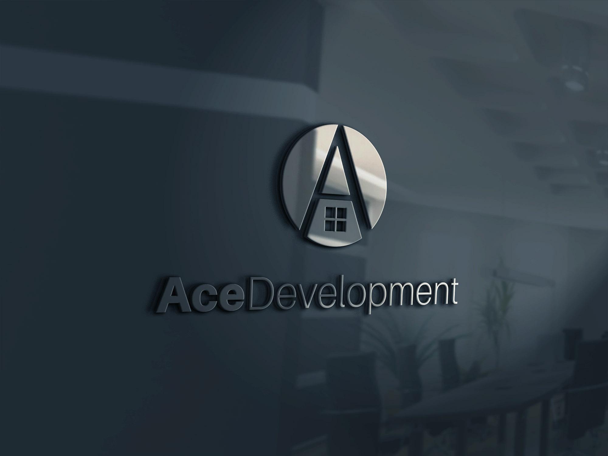 Logo Design by 354studio - Entry No. 52 in the Logo Design Contest Fun Logo Design for Ace development.