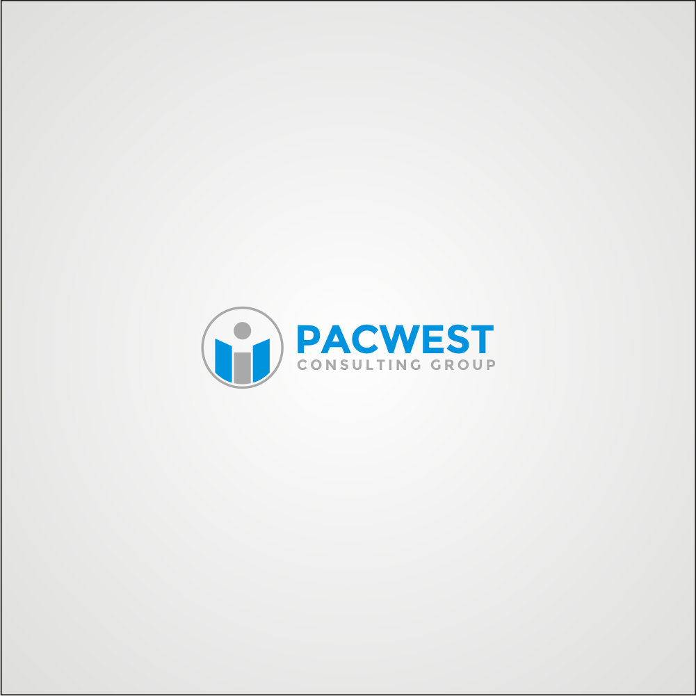 Logo Design by 354studio - Entry No. 33 in the Logo Design Contest Imaginative Logo Design for Pacwest Consulting Group.