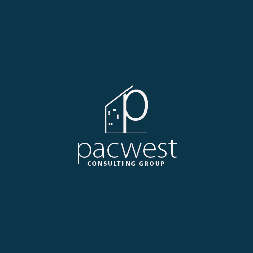 Logo Design by 354studio - Entry No. 35 in the Logo Design Contest Imaginative Logo Design for Pacwest Consulting Group.
