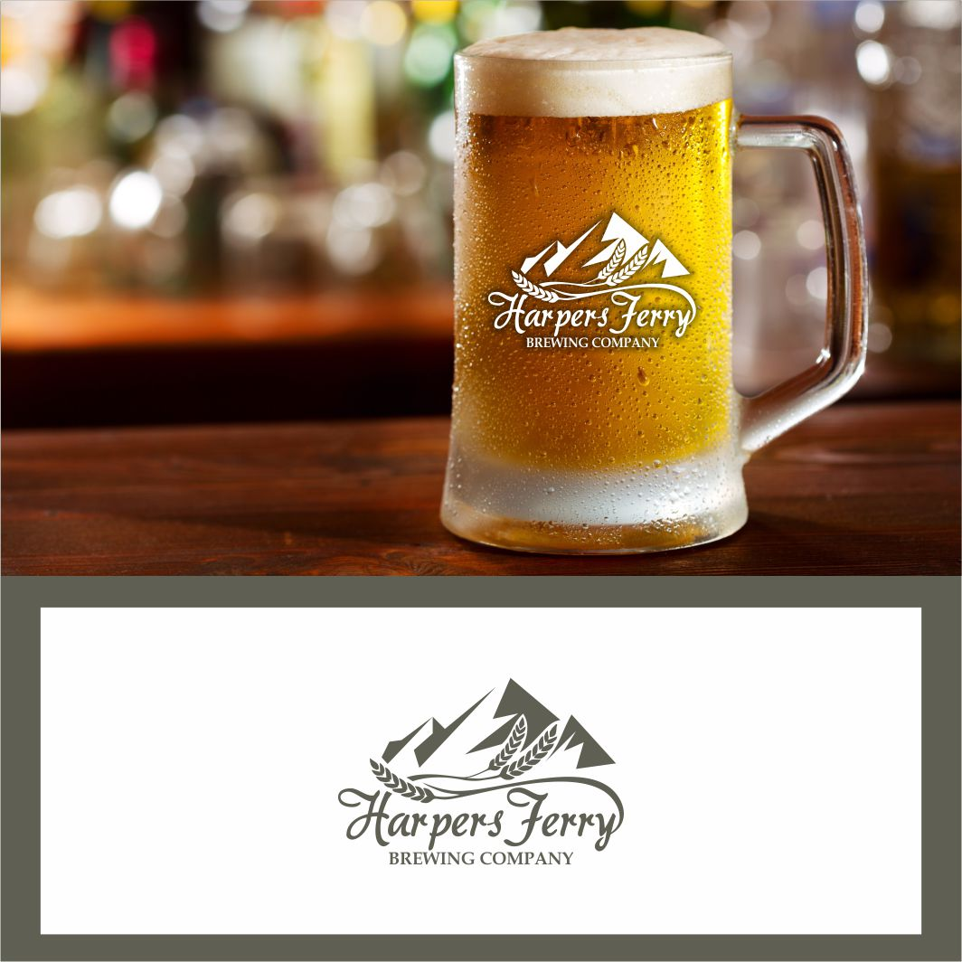 Logo Design by arteo_design - Entry No. 57 in the Logo Design Contest Unique Logo Design Wanted for Harpers ferry brewing company.