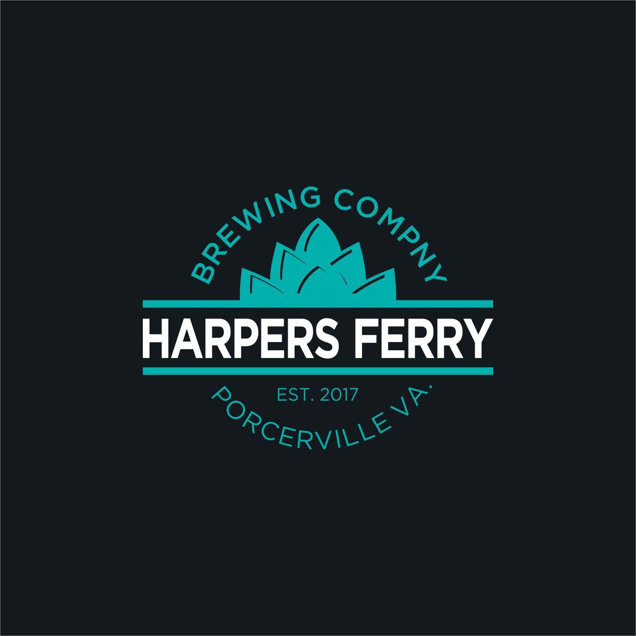 Logo Design by RasYa Muhammad Athaya - Entry No. 63 in the Logo Design Contest Unique Logo Design Wanted for Harpers ferry brewing company.