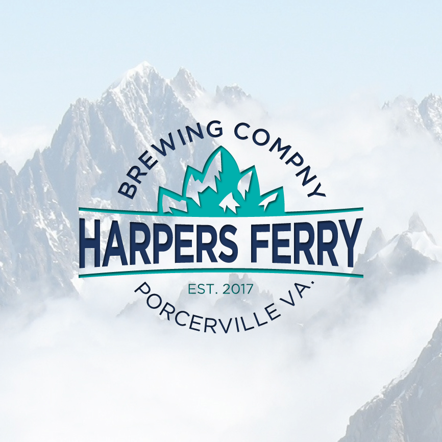 Logo Design by RasYa Muhammad Athaya - Entry No. 64 in the Logo Design Contest Unique Logo Design Wanted for Harpers ferry brewing company.