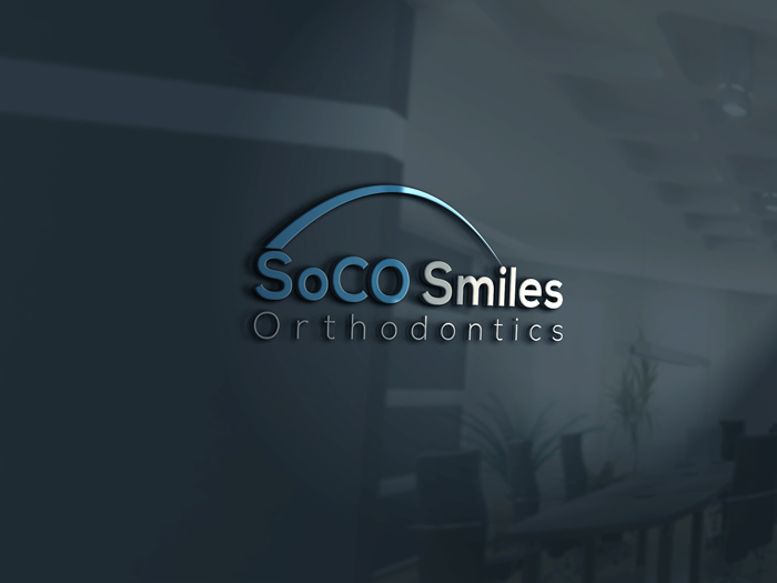 Logo Design by Mohammad azad Hossain - Entry No. 47 in the Logo Design Contest Unique Logo Design Wanted for SoCO Smiles Orthodontics.