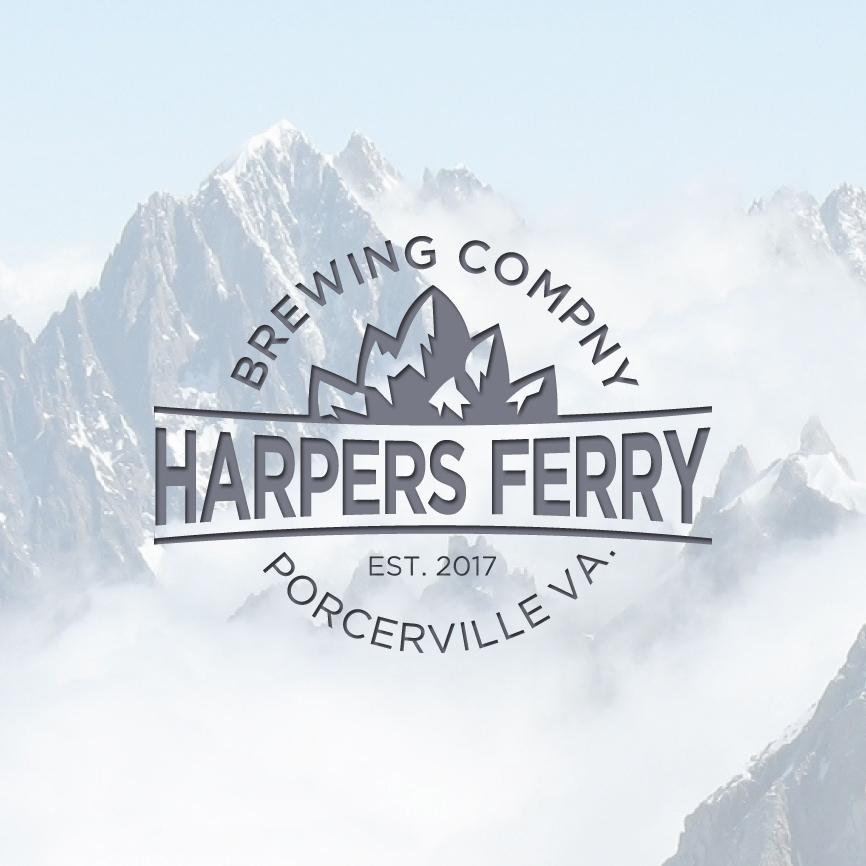 Logo Design by RasYa Muhammad Athaya - Entry No. 65 in the Logo Design Contest Unique Logo Design Wanted for Harpers ferry brewing company.