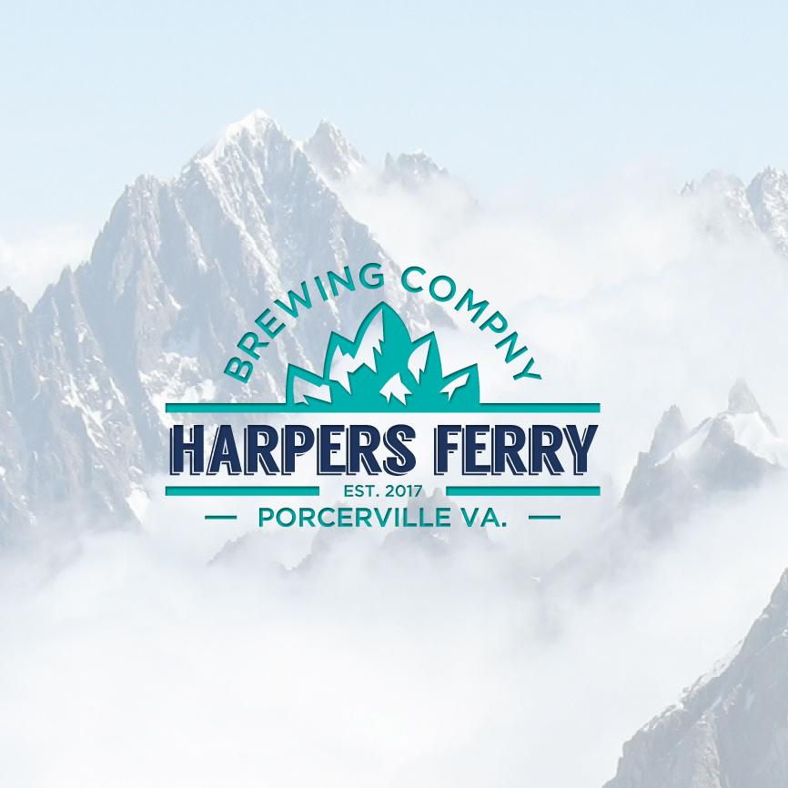 Logo Design by RasYa Muhammad Athaya - Entry No. 73 in the Logo Design Contest Unique Logo Design Wanted for Harpers ferry brewing company.