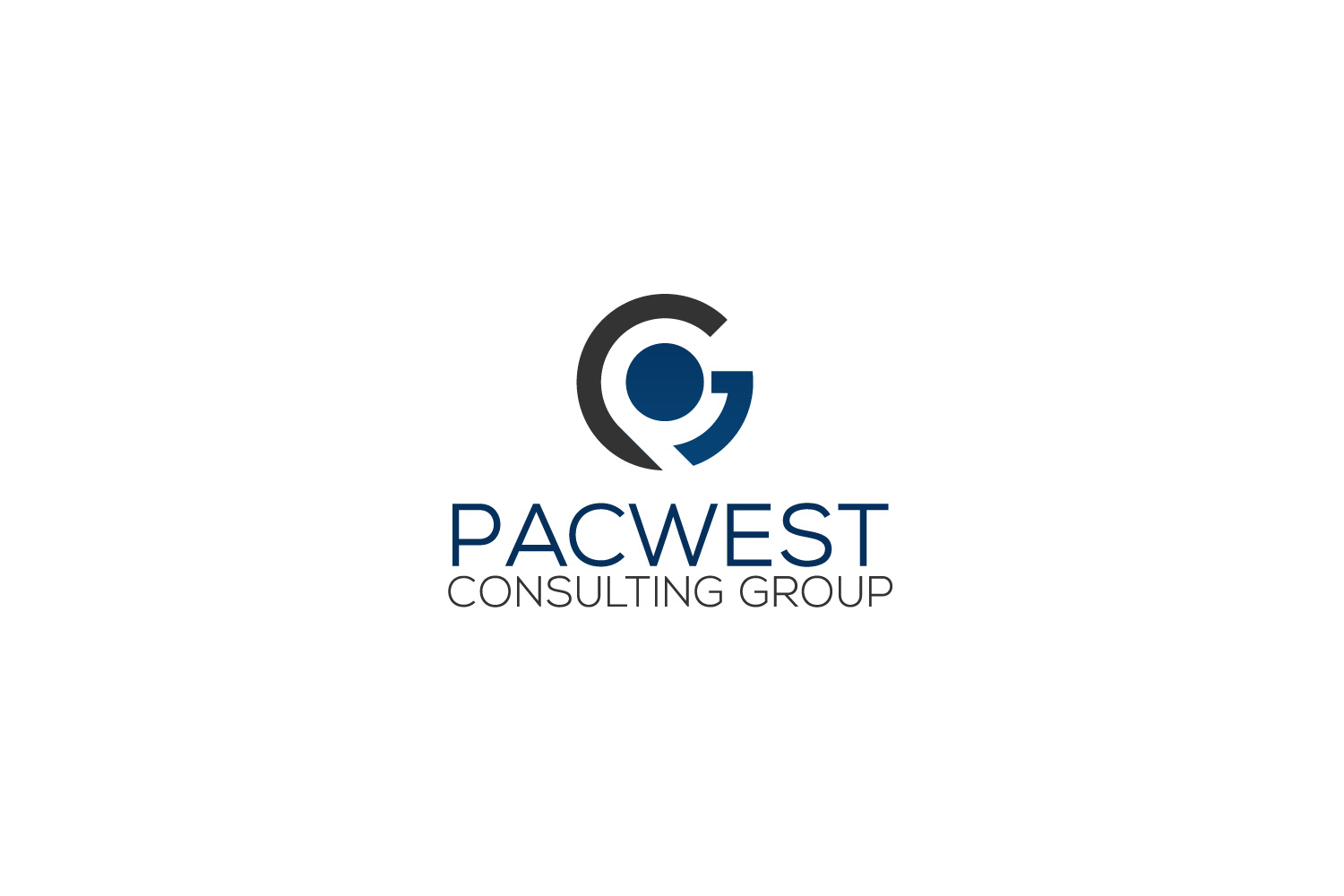 Logo Design by MD SHOHIDUL ISLAM - Entry No. 38 in the Logo Design Contest Imaginative Logo Design for Pacwest Consulting Group.