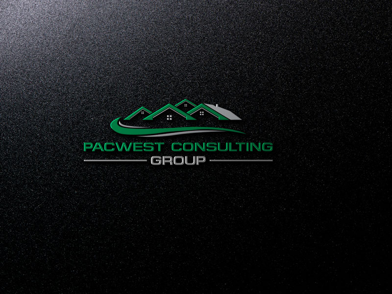 Logo Design by Private User - Entry No. 44 in the Logo Design Contest Imaginative Logo Design for Pacwest Consulting Group.