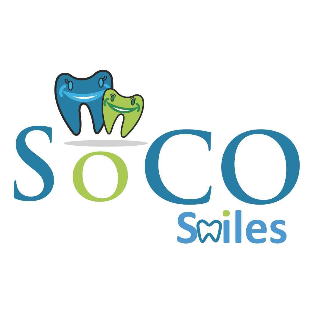 Logo Design by Taufiq Ardhani - Entry No. 56 in the Logo Design Contest Unique Logo Design Wanted for SoCO Smiles Orthodontics.